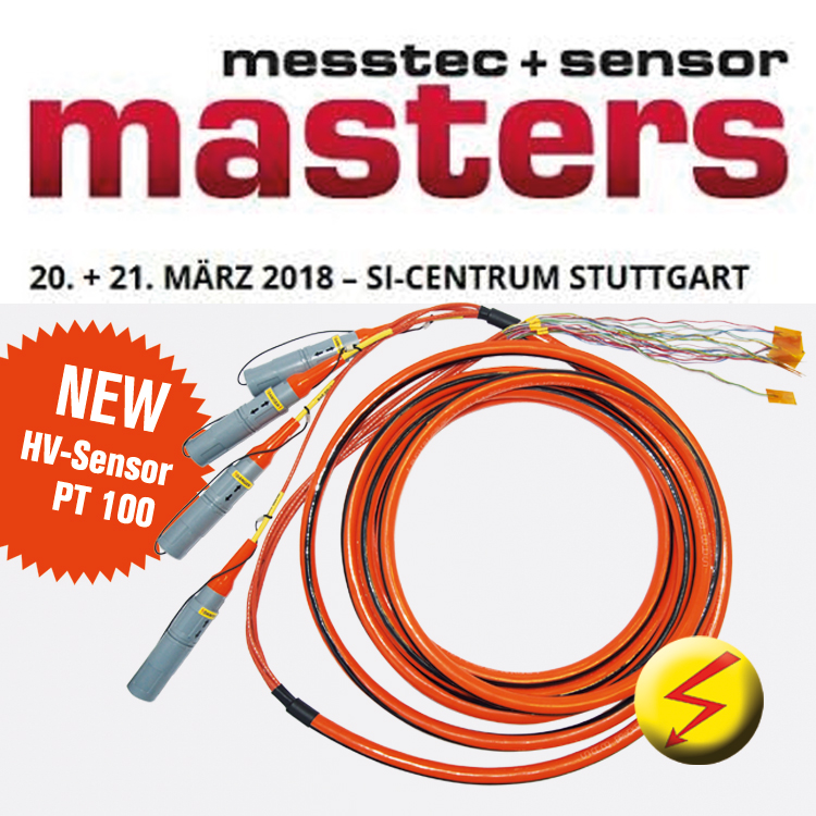 [Translate to English:] MessTec & Sensor Masters 2018